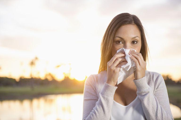 Eliminar la congestión nasal con infusiones