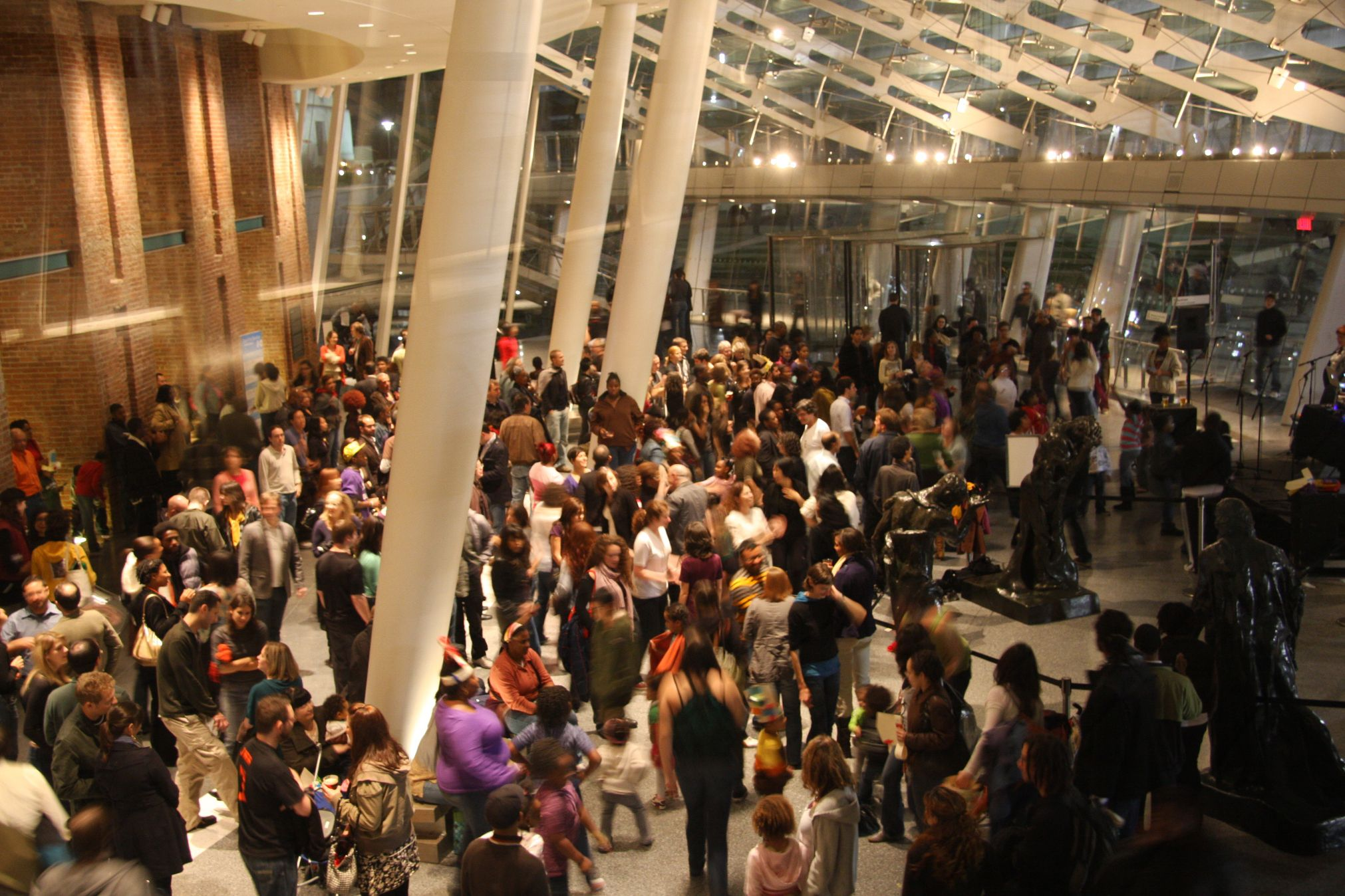 Courtesy Car City >> First Saturdays at the Brooklyn Museum