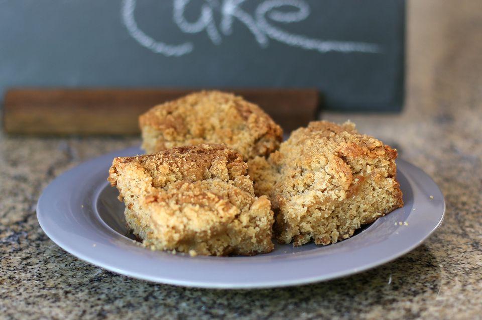 brown sugar cinnamon crumb cake