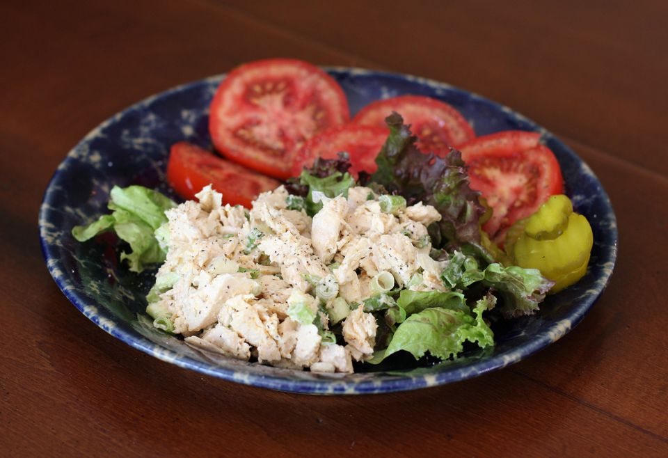Summer Tuna Salad
