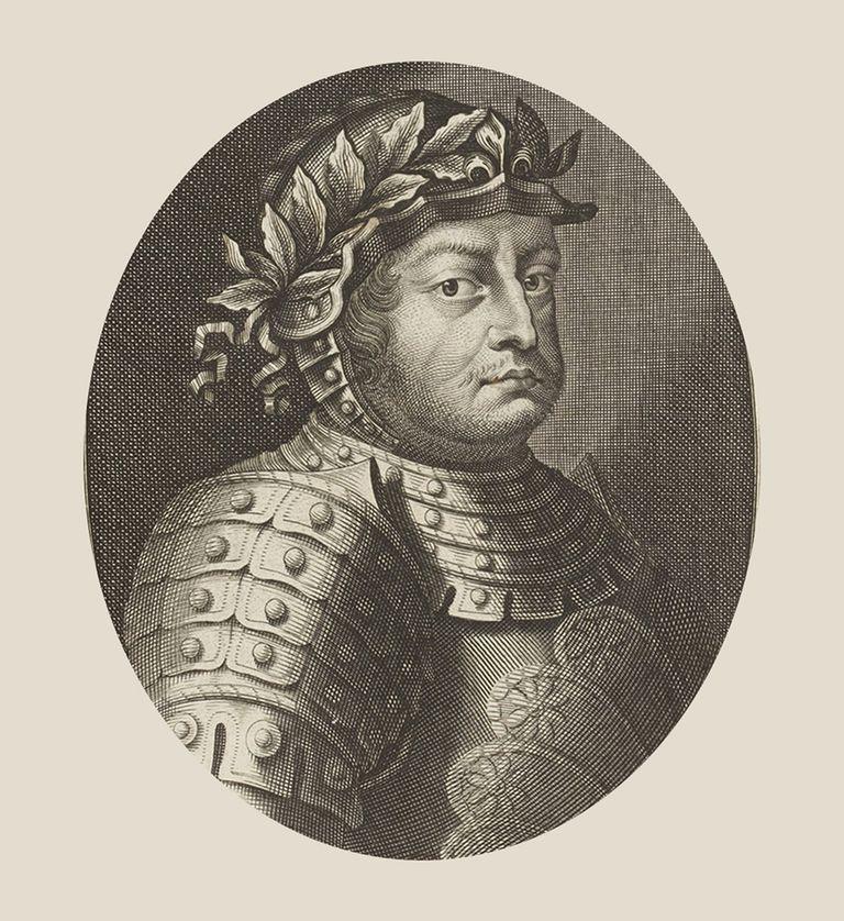 Emperor Charles III