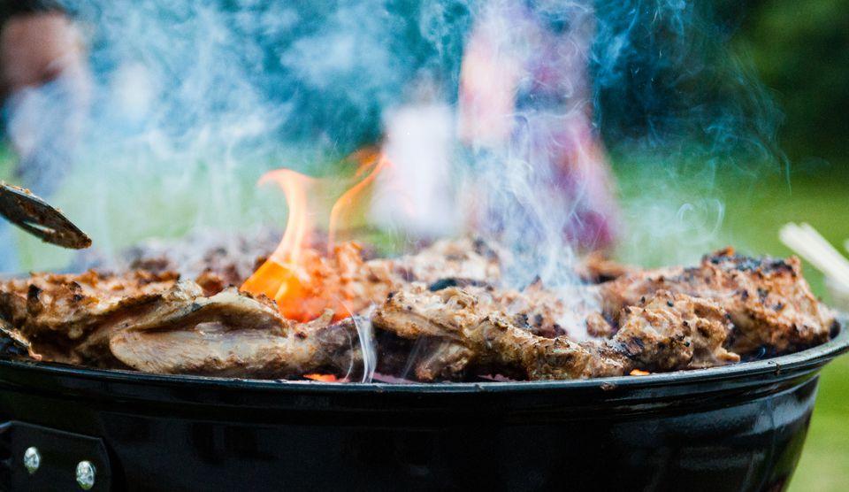 Tasty Tandoori BBQ