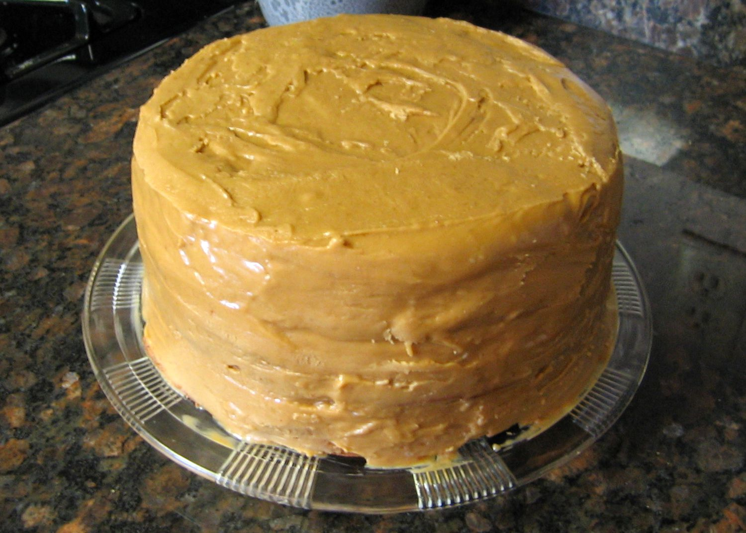 Shuman S Bakery Jelly Cake Recipe: Cooked Caramel Frosting Recipe