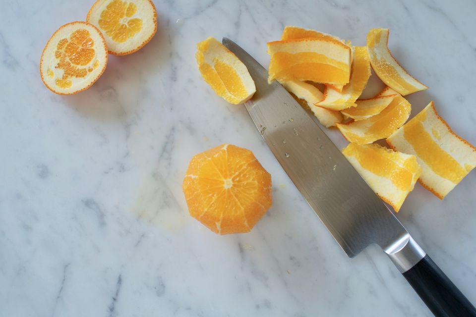 Citrus Supremes Step Three