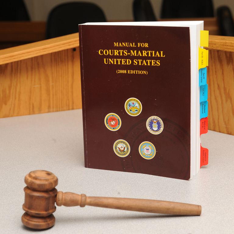 Manual for Courts-Martial (2008)