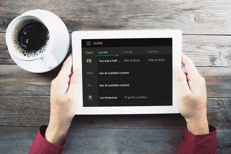 watch live tv with sling tv
