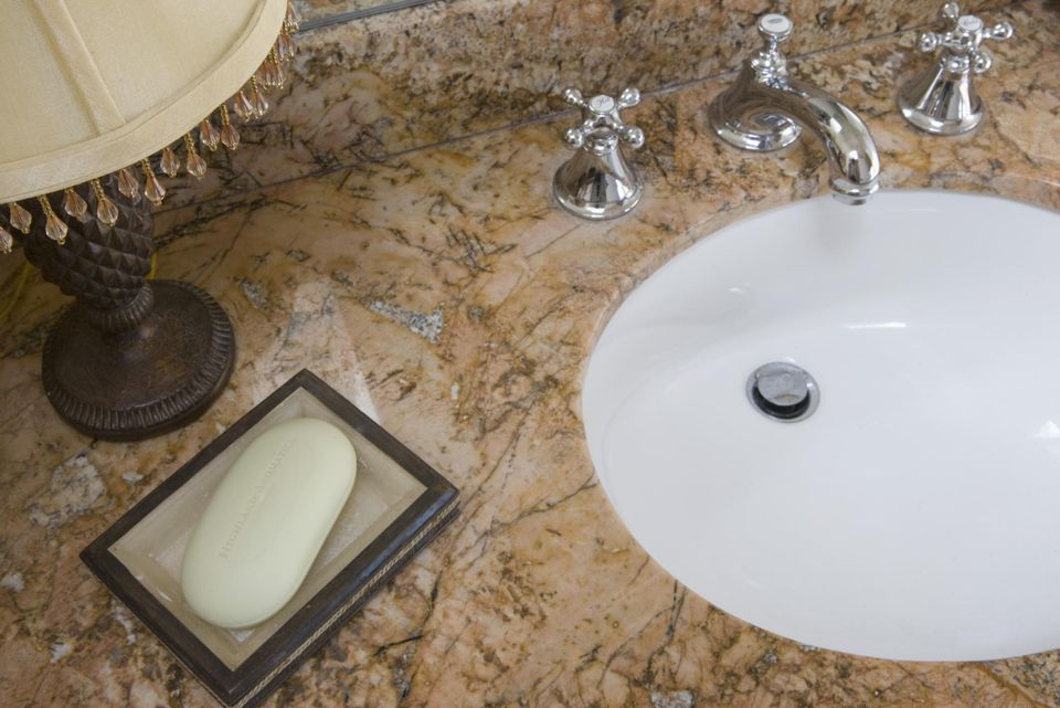 5 Bathroom Countertop Materials From Good To Best