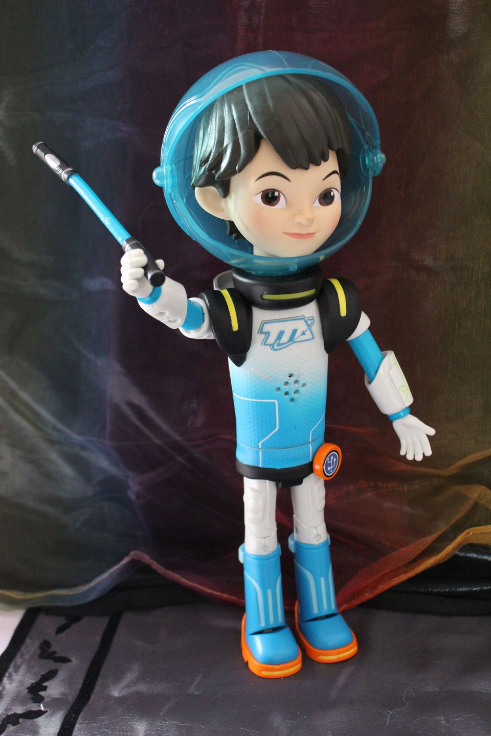 Talking Miles From Tomorrowland Action Figure