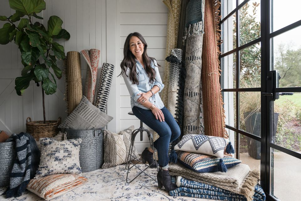 Pier 1 launches the Magnolia Home Collection by Joanna Gaines