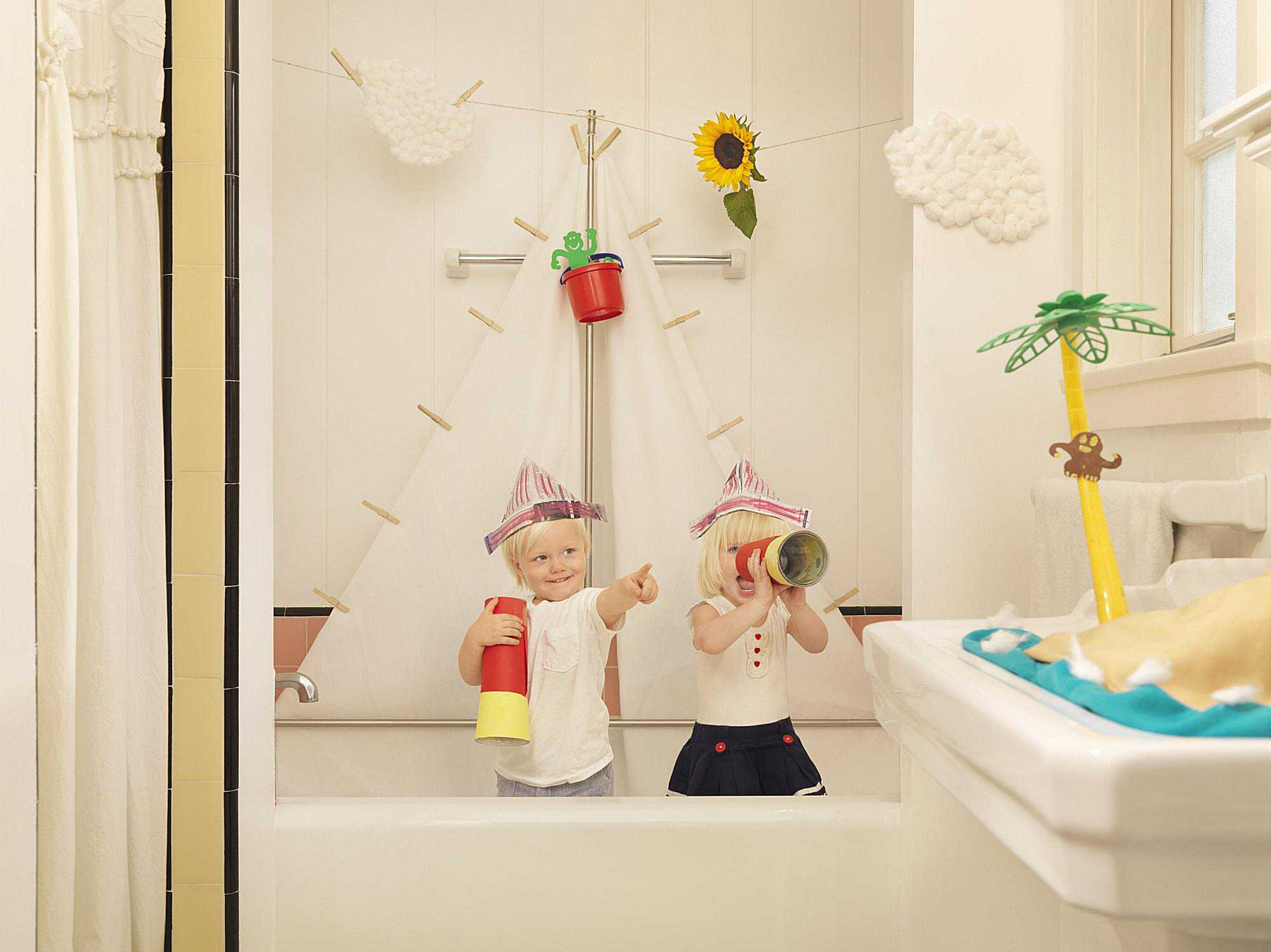 6 Tips for Creating a Cool Kids\' Bathroom
