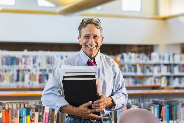 I got You Might Make a Good Librarian. Should You Become a Librarian?