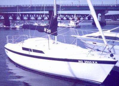 MacGregor 26S