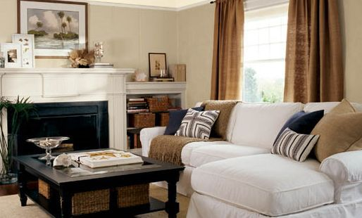 colors that prove neutrals don 39 t have to be boring. Black Bedroom Furniture Sets. Home Design Ideas