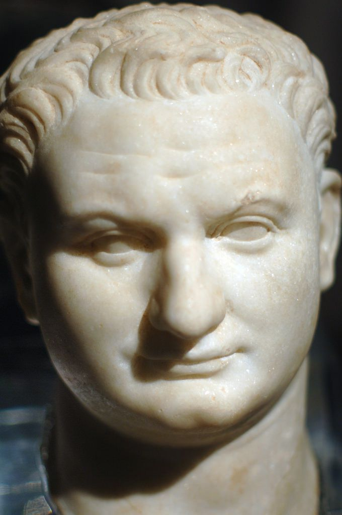 a biography of domitian the third and last emperor of the flavian dynasty And the last member of the flavian dynasty  prior to becoming emperor, domitian's role in the flavian government vitellius became the third emperor in.