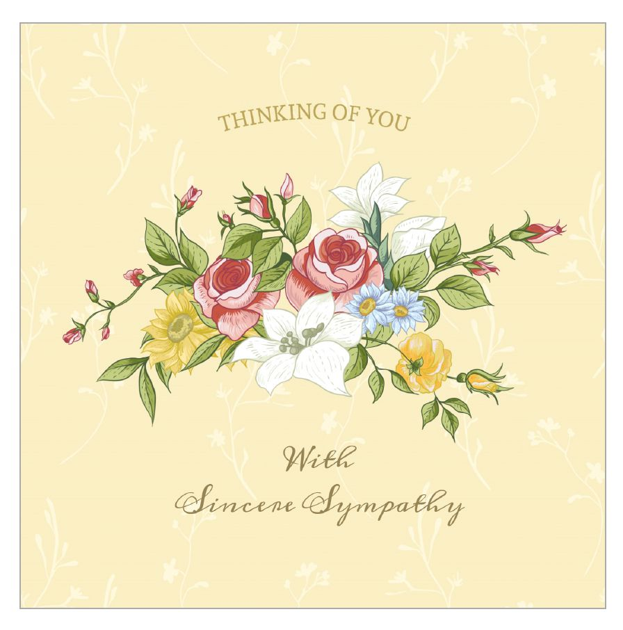 7 free printable condolence and sympathy cards m4hsunfo