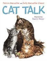 Cat Talk - Poetry Book Cover Art