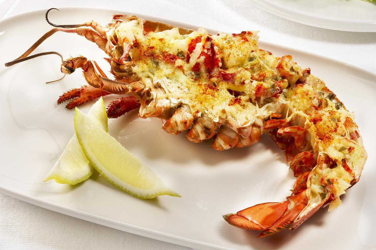 Classic Lobster Thermidor Recipe