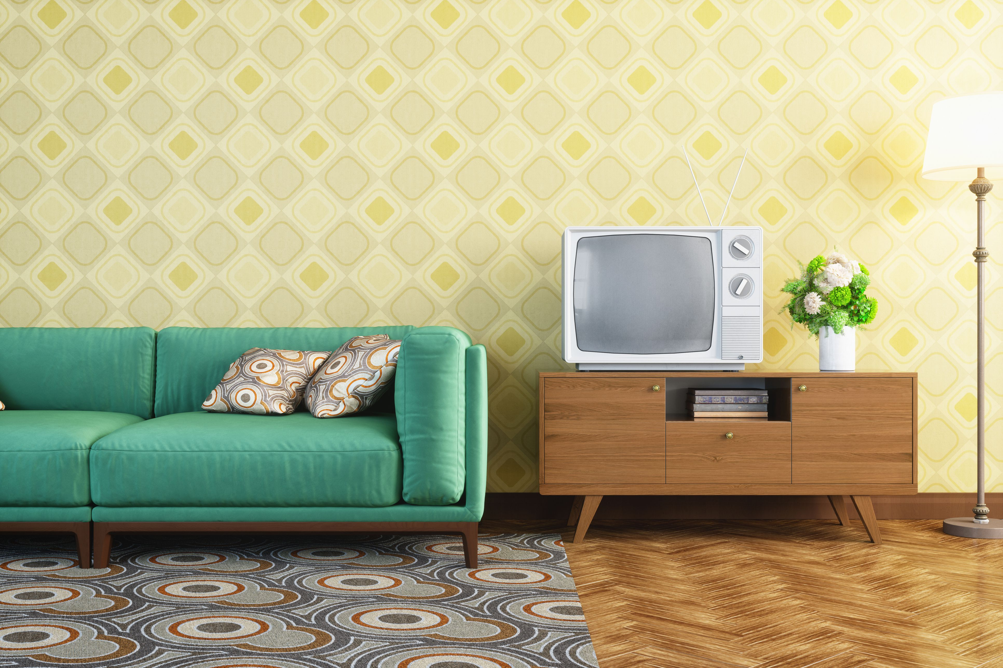 7 Tips For Amazing Retro Style Decorating