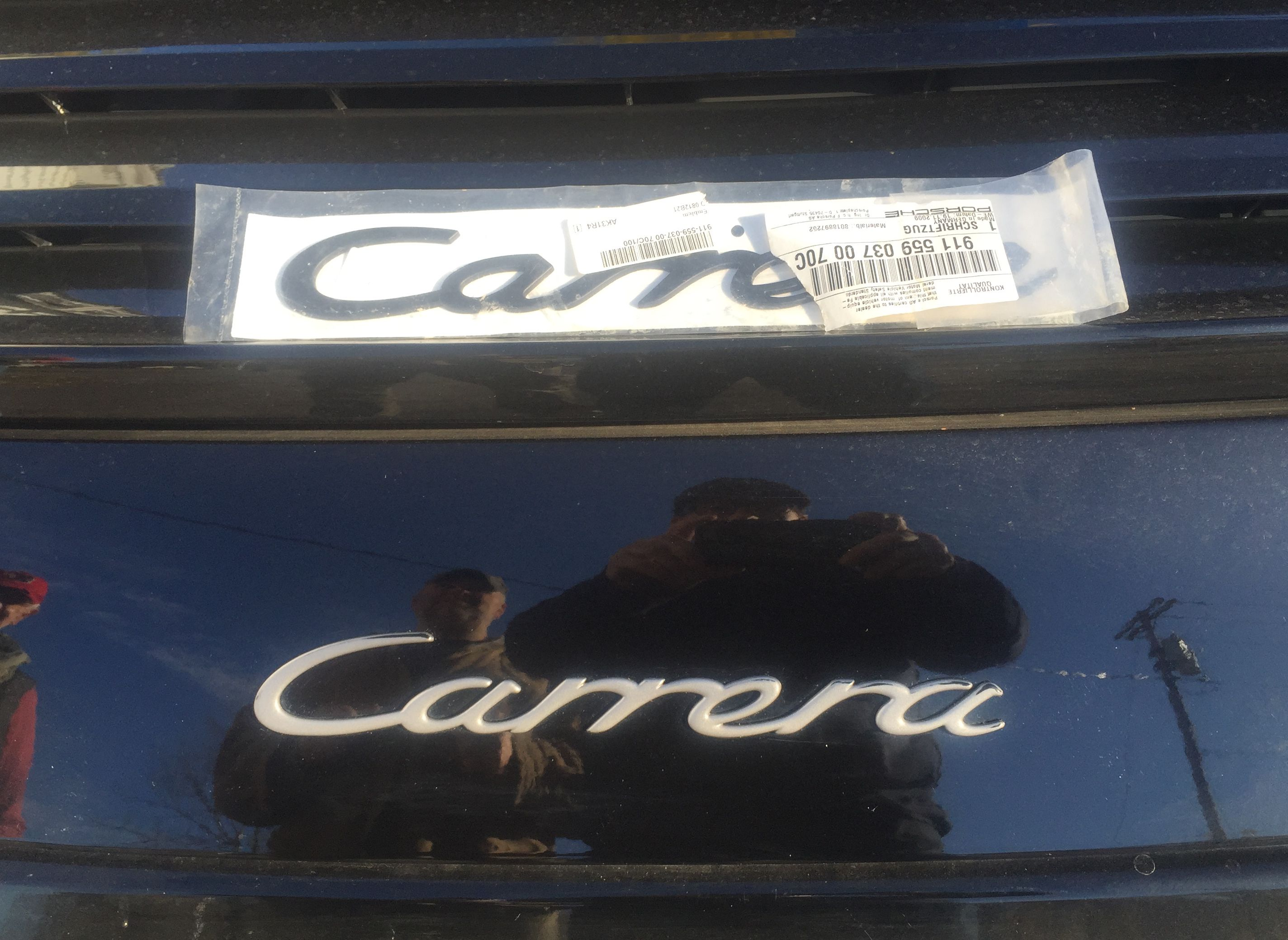 How to Replace a Car or Truck Emblem