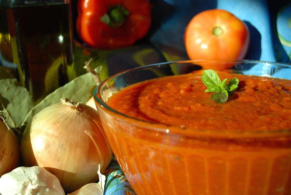Spanish Sofrito Sauce Recipe