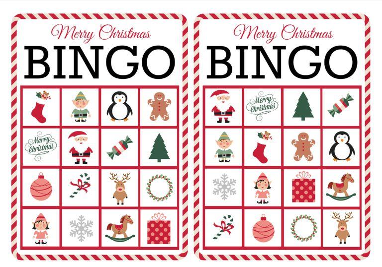 bingo cards printable