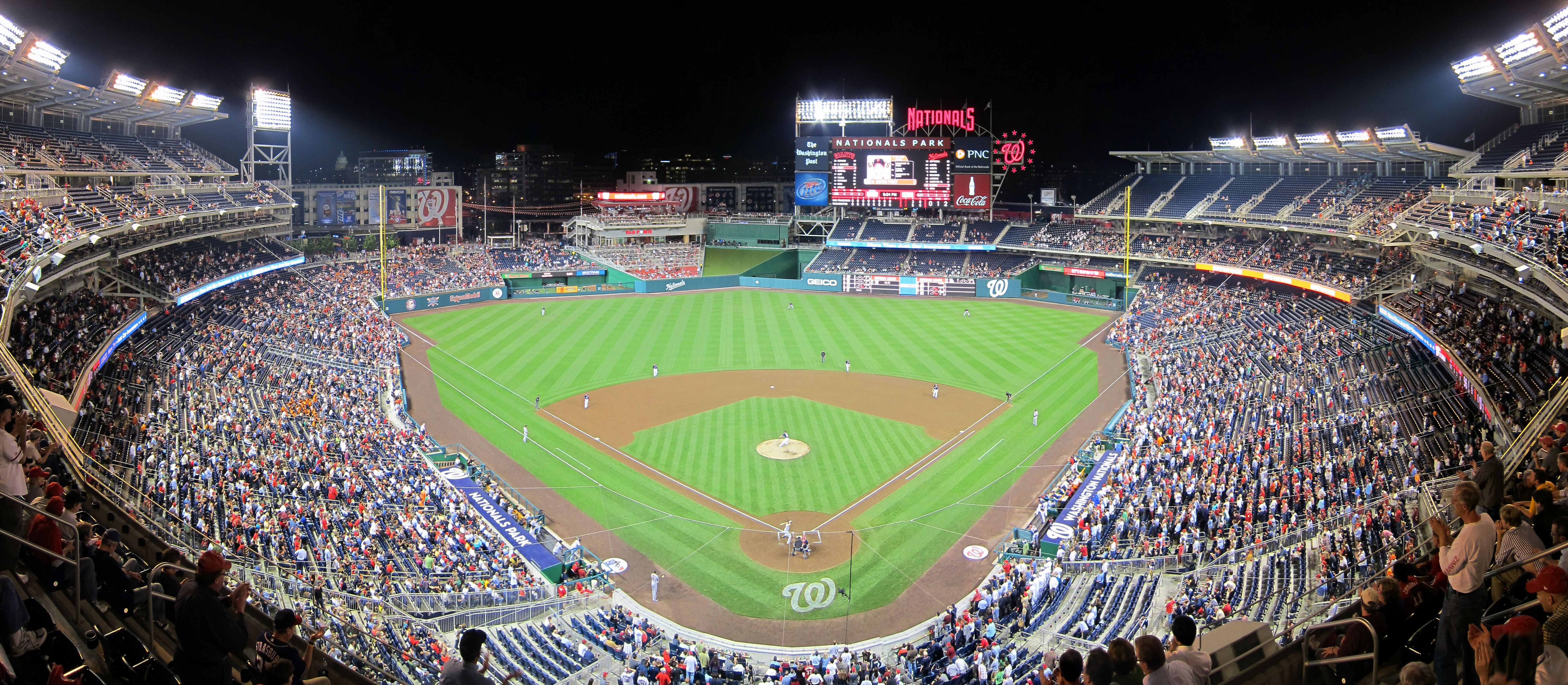 Nationals Park Panorama 2011 05 02 Washington Nationals v San Francisco Giants 5a5d473e845b ed1