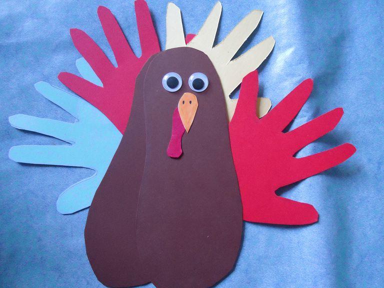 Pavo de Thanksgiving.