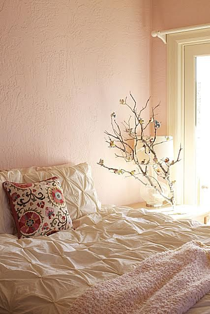 Bedroom color ideas pastels are stylish and grown up - Colors for small rooms ...