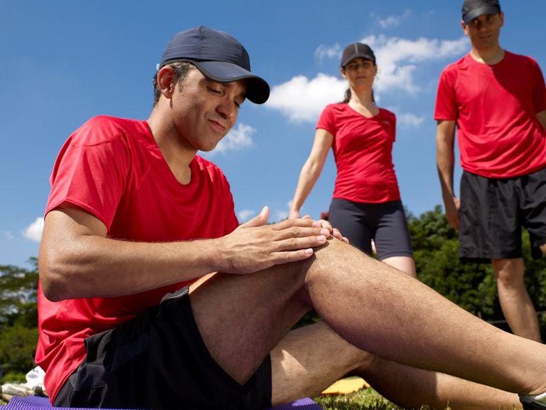 Leg Cramp Pain