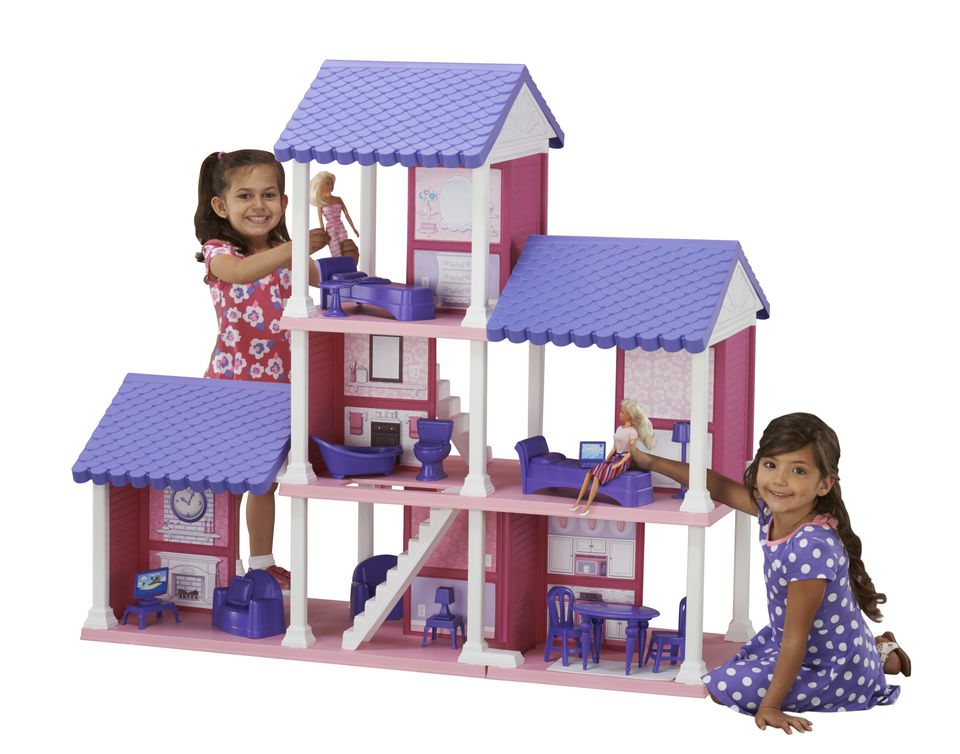 meet the best dollhouses for kids. Black Bedroom Furniture Sets. Home Design Ideas