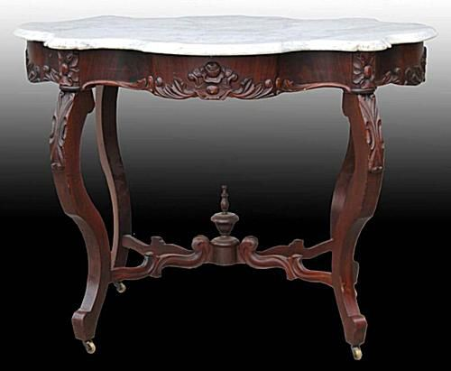 Victorian Furniture Identification And Value Guide