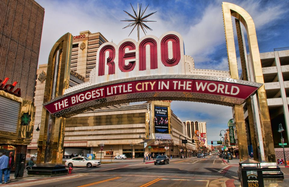 Places For Kids Birthday Parties In Reno Nevada