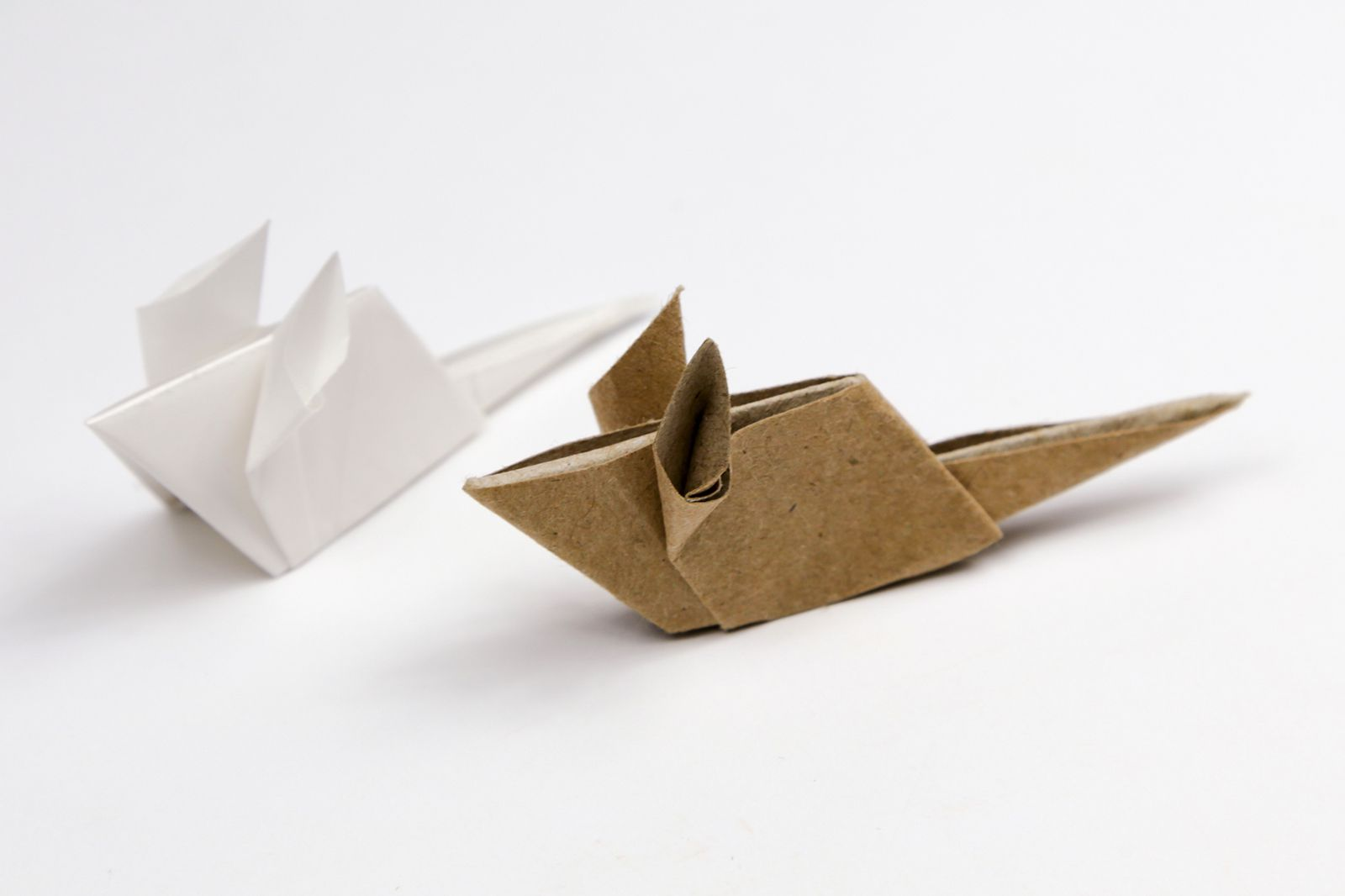 How to make an origami mouse jeuxipadfo Images