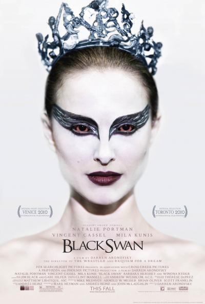 Poster de El cisne negro.