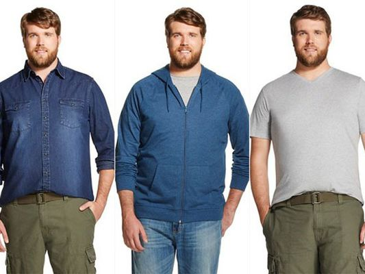 Plus Size Male Models
