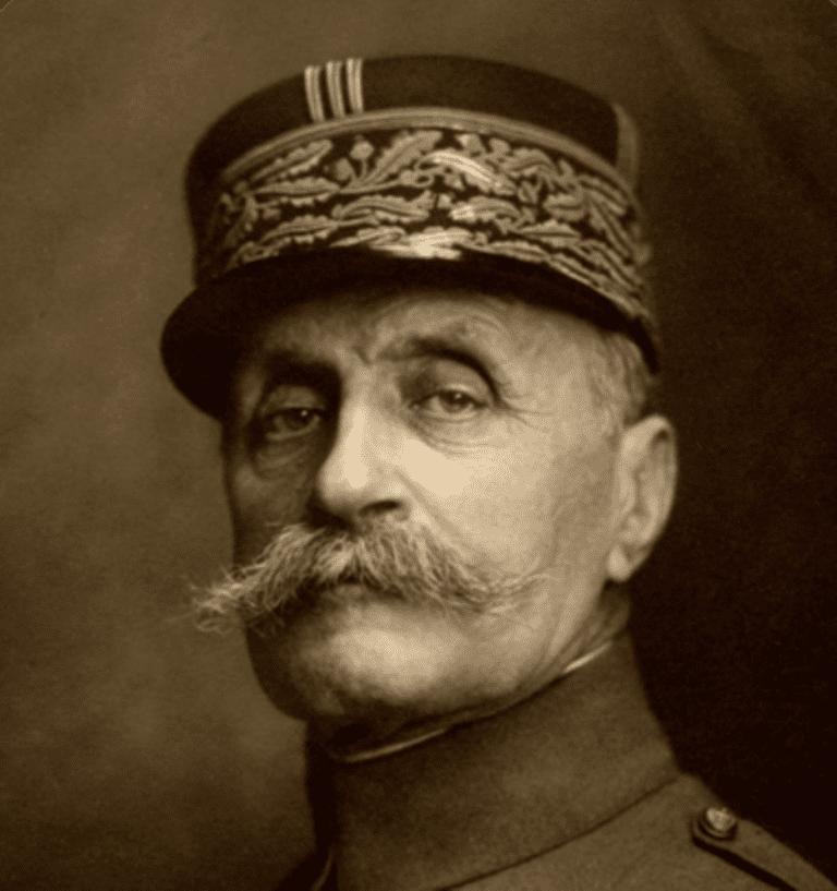 General Ferdinand Foch