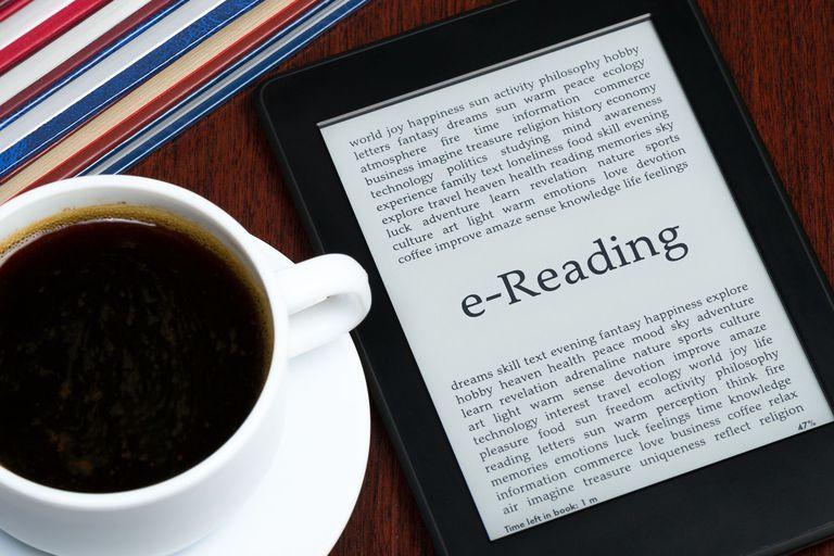 ebook reader o tablet