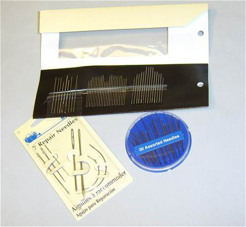 learn about hand sewing needles