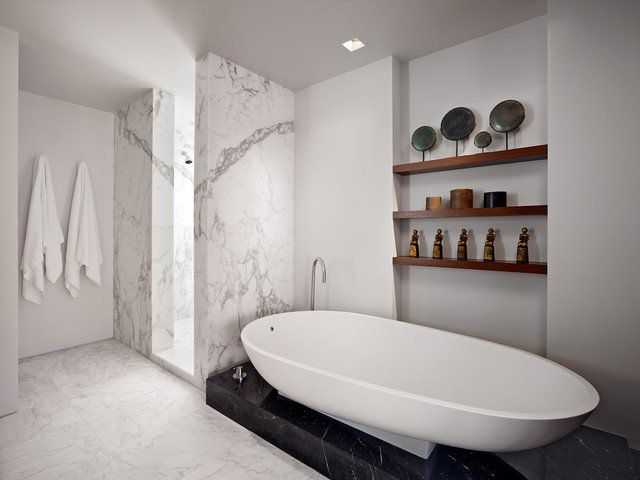 Gorgeous Bathrooms Stunning 17 Gorgeous Bathrooms With Marble Tile Decorating Inspiration