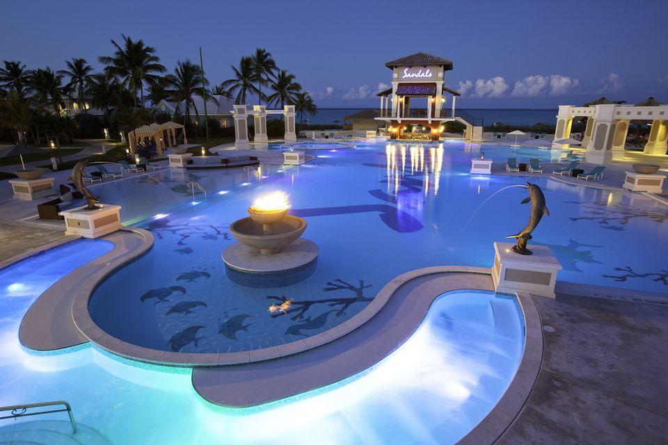 Sandals Emerald Bay Resort, Bahamas