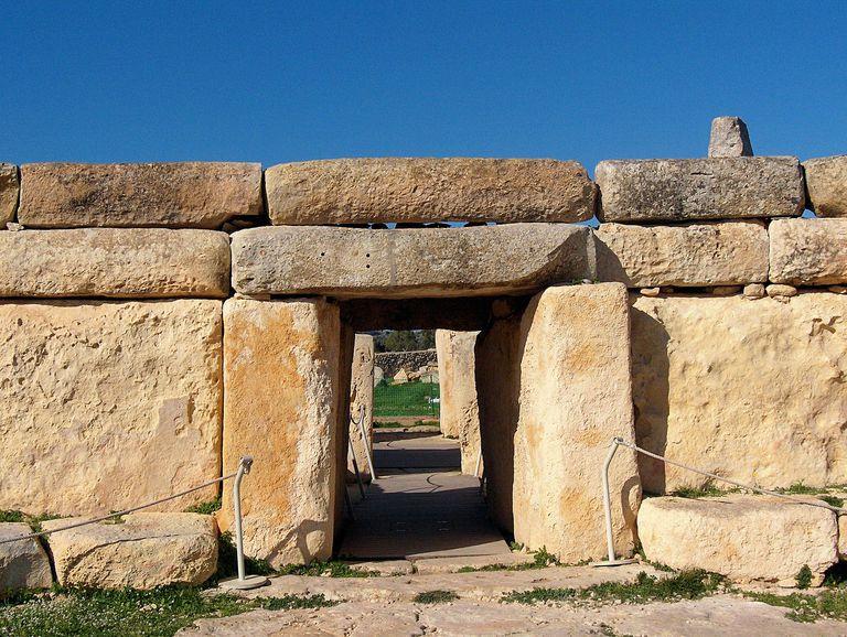 Neolithic Temple of Hagar Qim