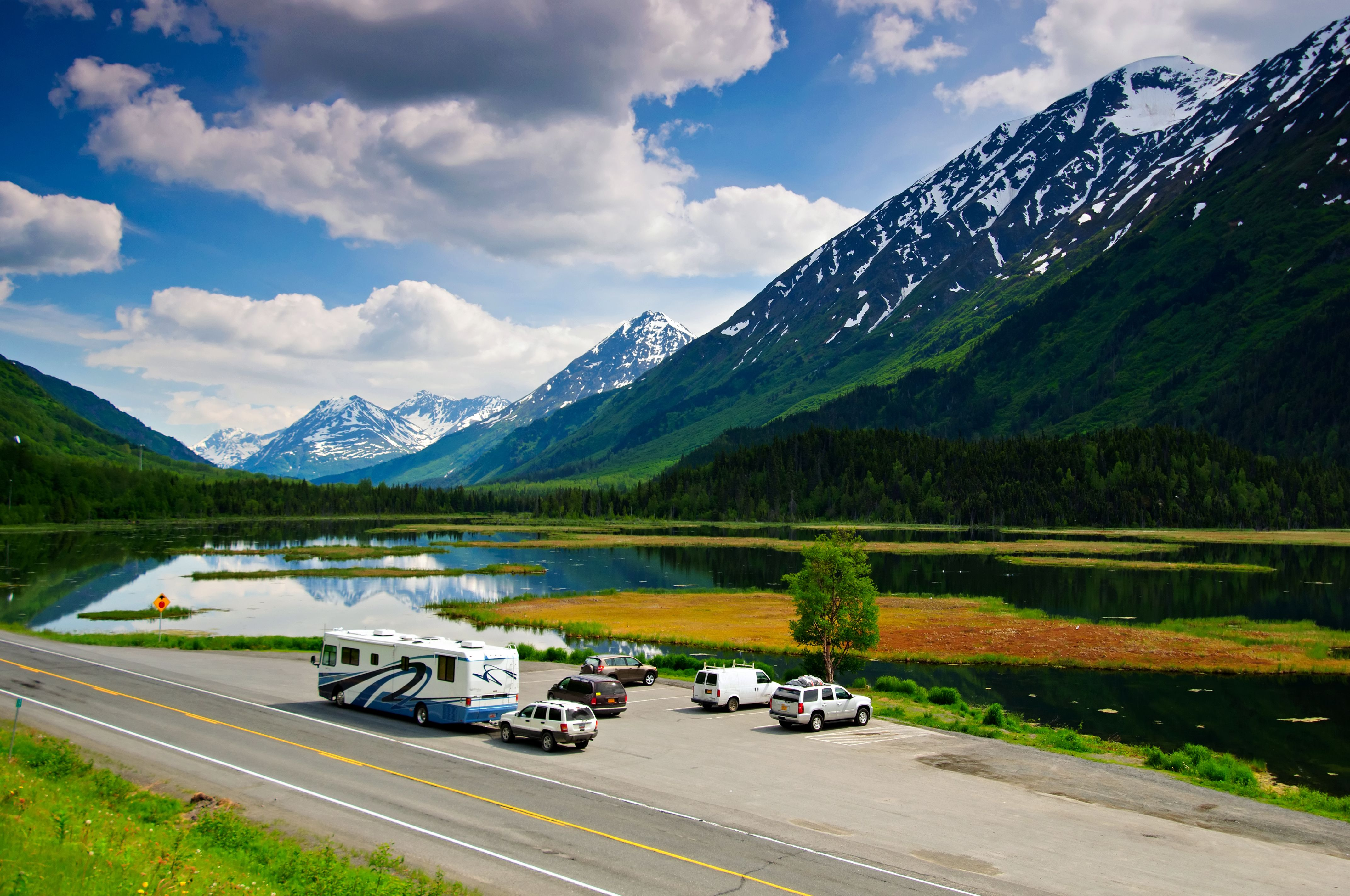 Looking For Alaska Setting: Your Guide To RVing In Alaska