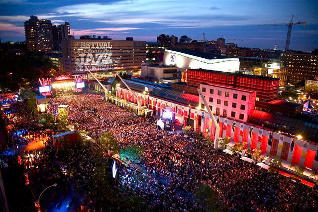 Montreal Jazz Festival, World's #1 Summer Music Festival