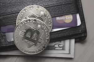 Bitcoins and credit card
