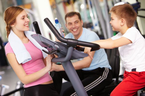 Indoor cycling family