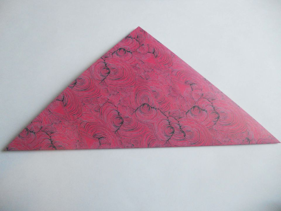 How to make an origami kusudama flower kusudama flower mightylinksfo Gallery