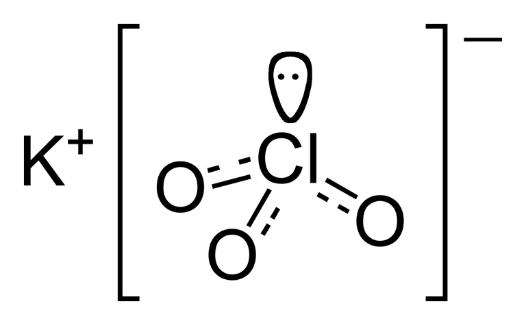 Potassium Chlorate Synthesis Substitute Formula