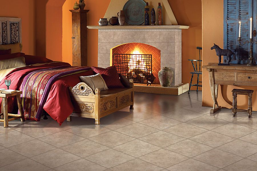 Tile Bedroom] Tile Solutions For Great Bedroom Floors, Unexpected ...