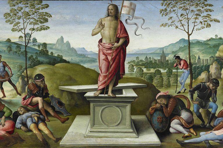 Easter celebrates the Resurrection of Christ