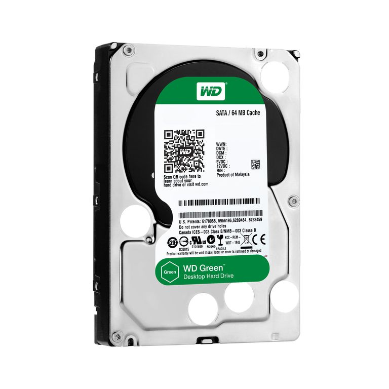 Western Digital Green Desktop SATA Hard Drive